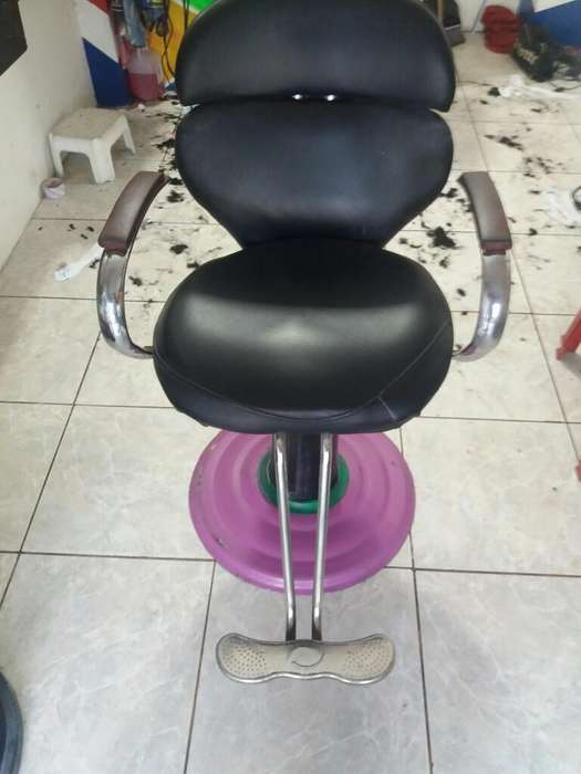 Sillon de Barberia Reclinable