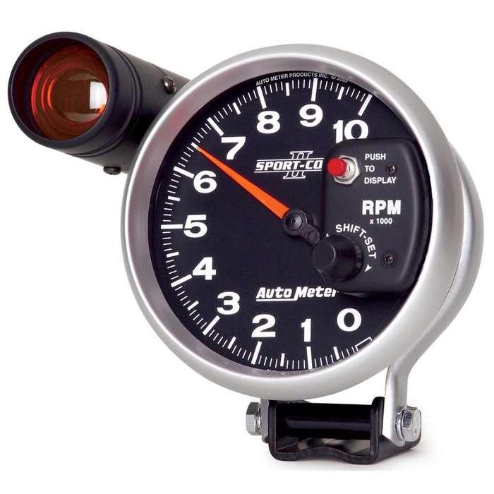 Tacometro Rpm 5 7 Colores Marca Autometer Tuning