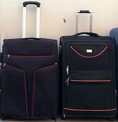 Valijas con carro