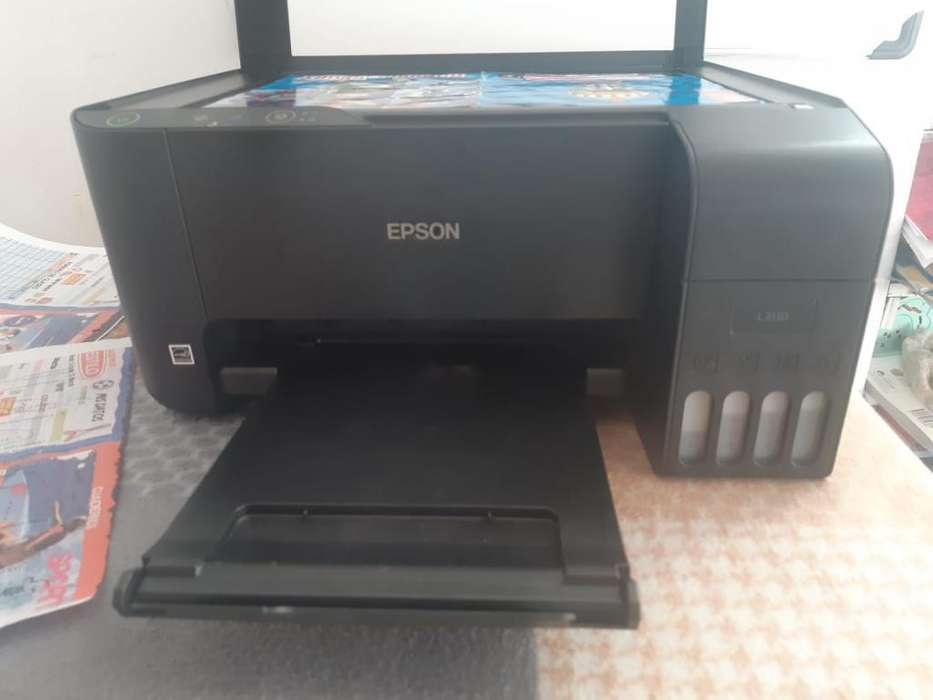 Vendo Impresora por Motivo de Viaje