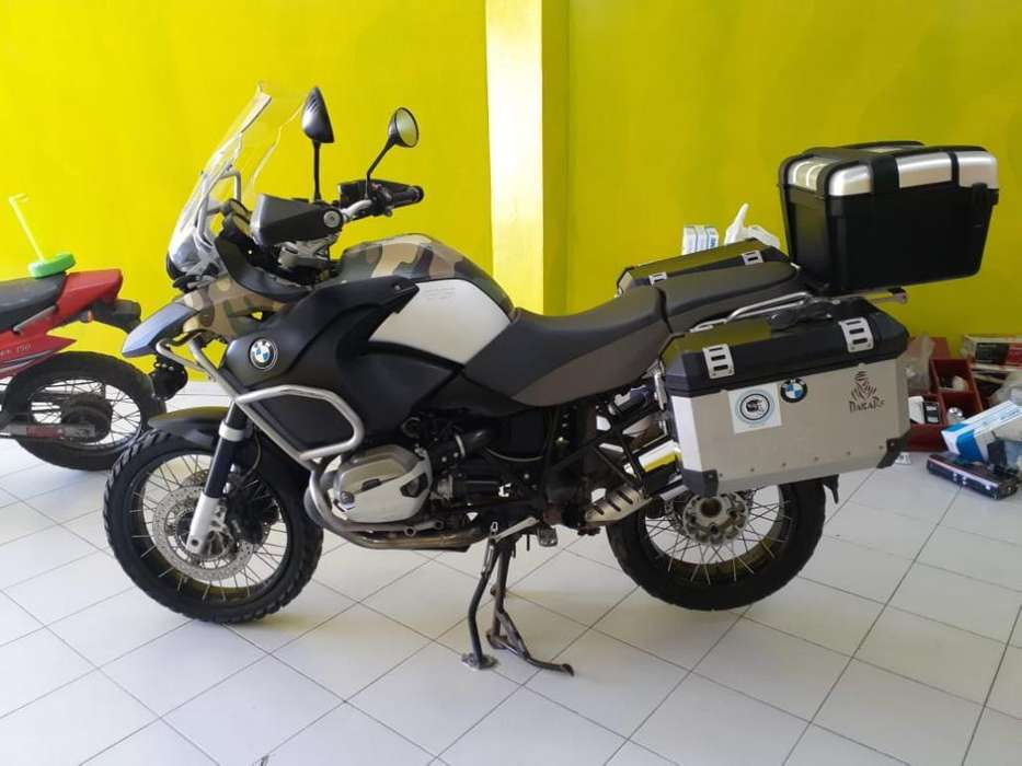 Vendo Bmw 1200 Gs Adventure 2010