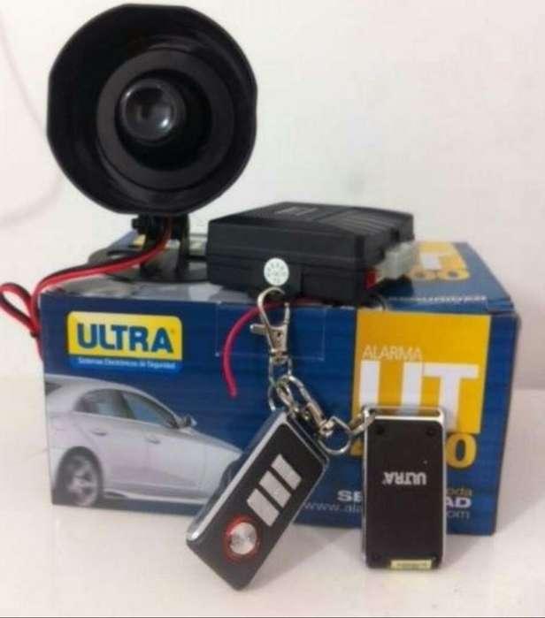 Alarma Ultra 4000 Instalada 1añogarantia