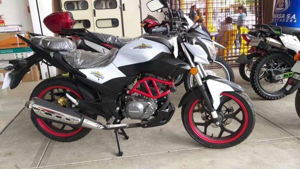 Moto Ranger 200gy-23 2019