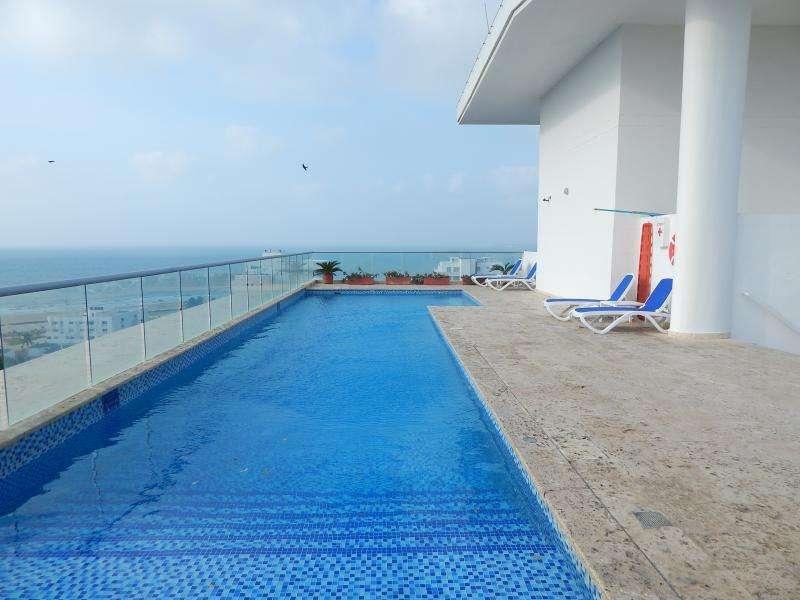 Cod. VBARE76237 Apartamento En Arriendo/venta En Cartagena Crespo