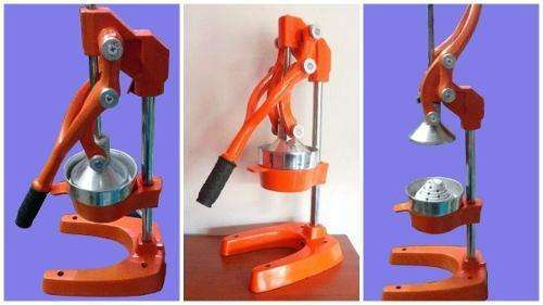 <strong>exprimidor</strong> de Naranja manual industrial en Bogota