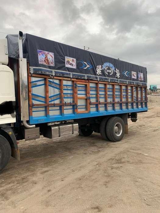 Camion Hino Gh