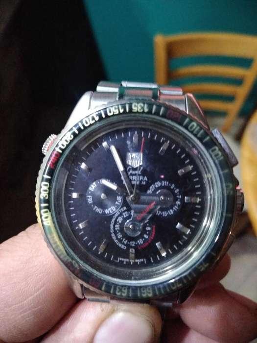 Liquido Reloj Tag Heuer Grand Carrera