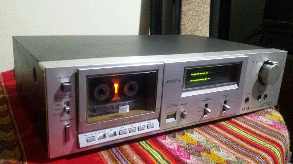 AKAI CSF11 Deck cassetera no sansui pioneer sony kenwood