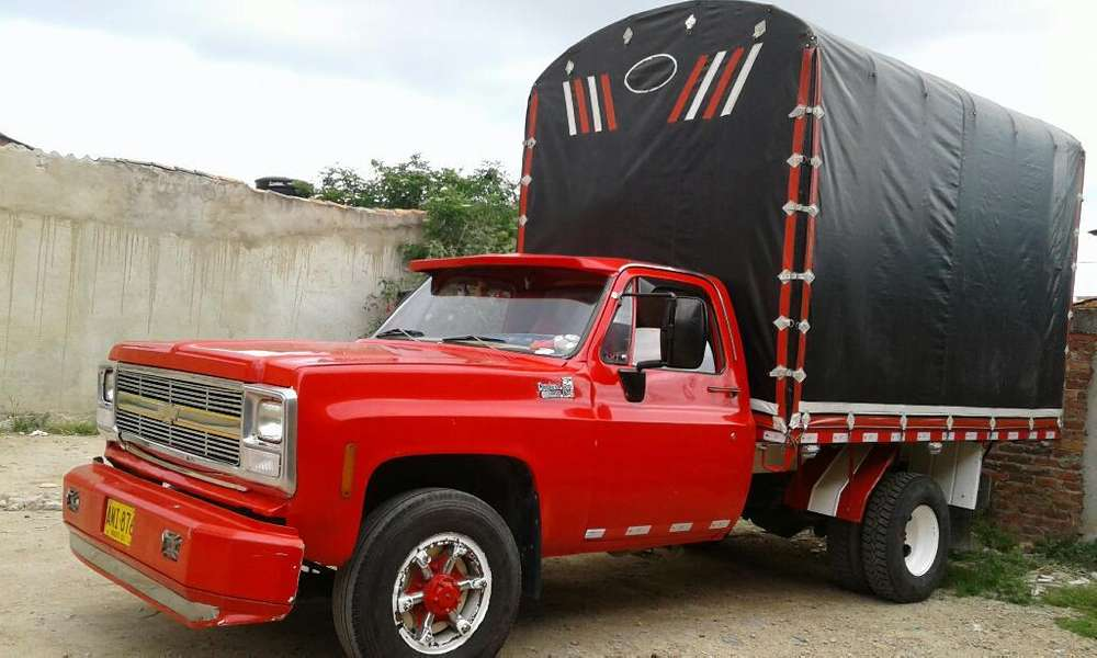 Vendo Camion C-30