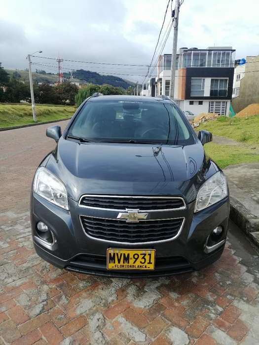 Chevrolet Tracker 2016 - 55000 km