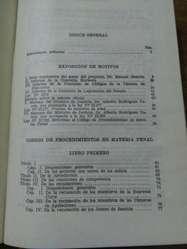 Codigo de Procedimientos en Materia Penal . Abeledo Perrot . libro derecho 1981