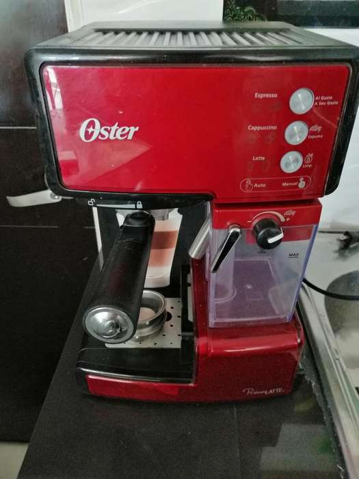 Cafetera capuchinera prima latte