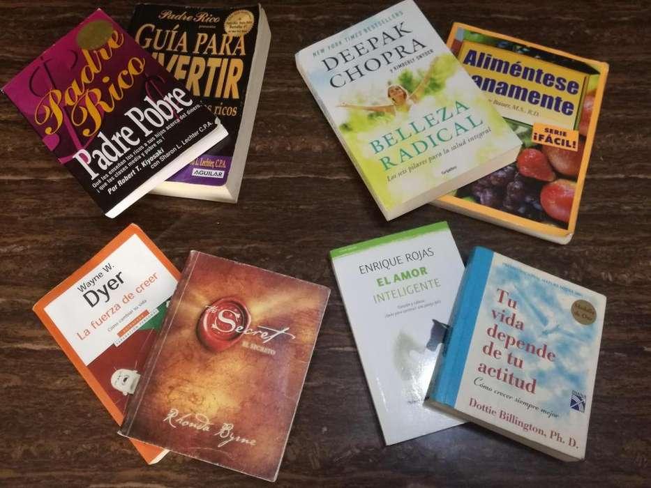 Libros en combo