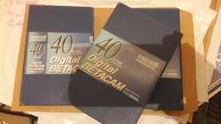CASETTE BETACAM digital de 40 minutos en zona sur 1554503254