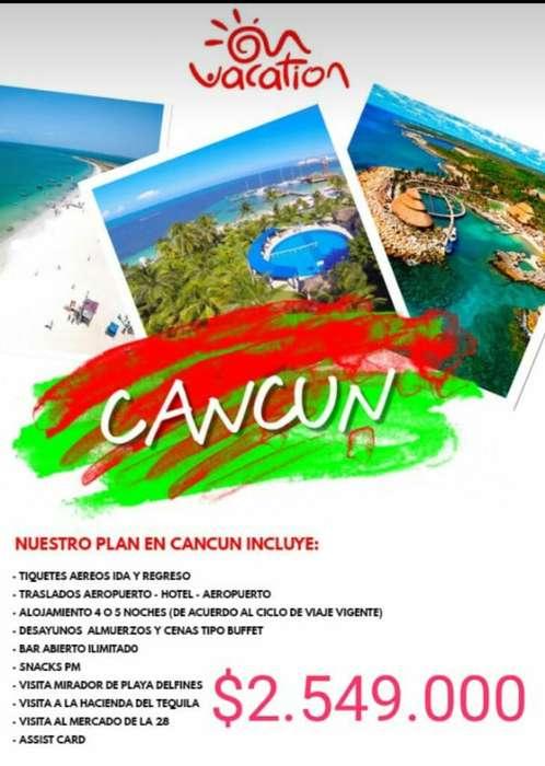 Cancun con Todo Incluido Financiado