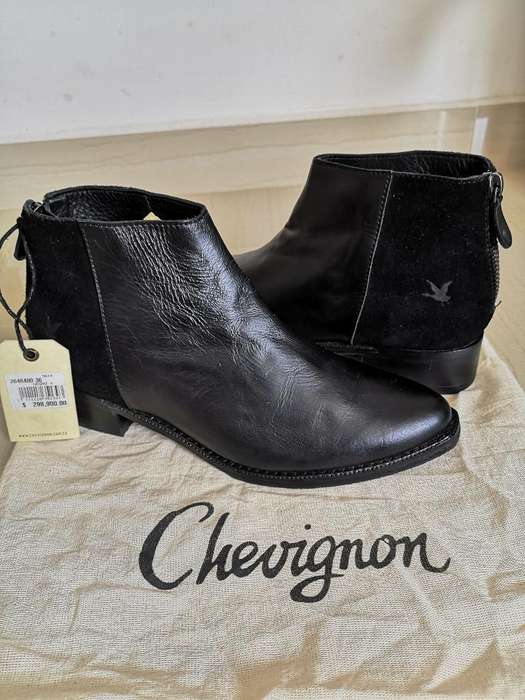 Botines Chevignon Originales