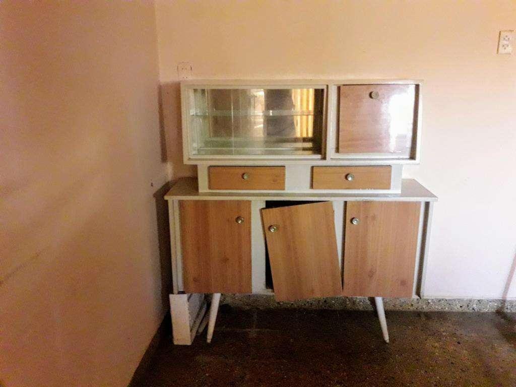 alacena de cocina antigua de 1,31x1,37x36