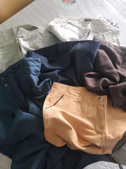 Pantalones Dama Y Señora