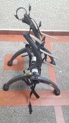 Cargador SARIS para bicicletas