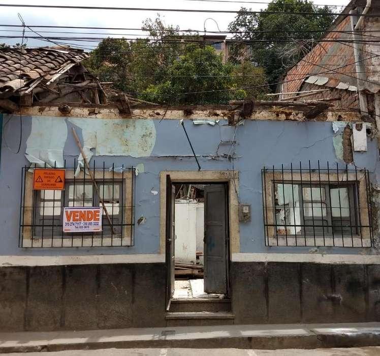 SE VENDE LOTE EN EL SECTOR HISTORICO DE LA CIUDAD
