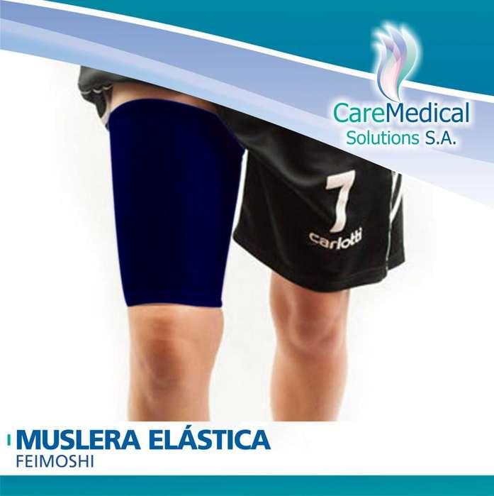 Muslera Elastica- 2 Unidades - Ortopedia Care Medical