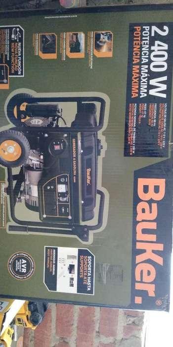 Vendo Generador 2400 Wats Nuevecito