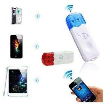 USB Bluetooth Dongle Para auto y equipos