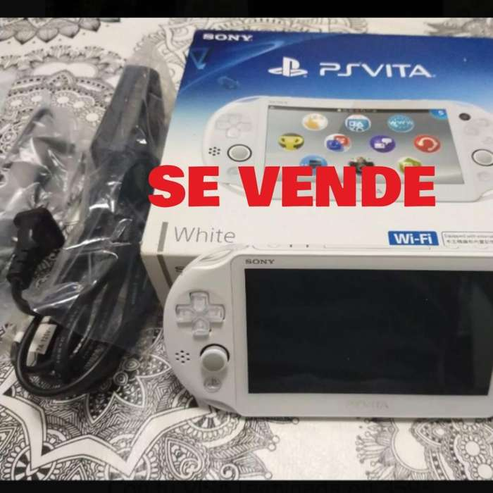 Ps Vita Pch-2006 White Unica