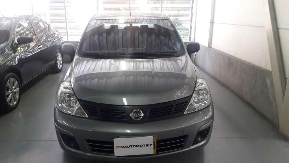 Nissan Tiida 2012 - 37000 km