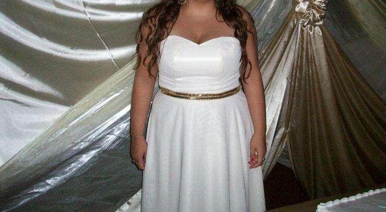 Vestido de Recepcion, Novia O Fiesta