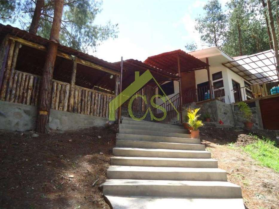 Venta de Terreno de 2000 metros cuadrados con Casa en el sector de Rancho Alegre Tarqui