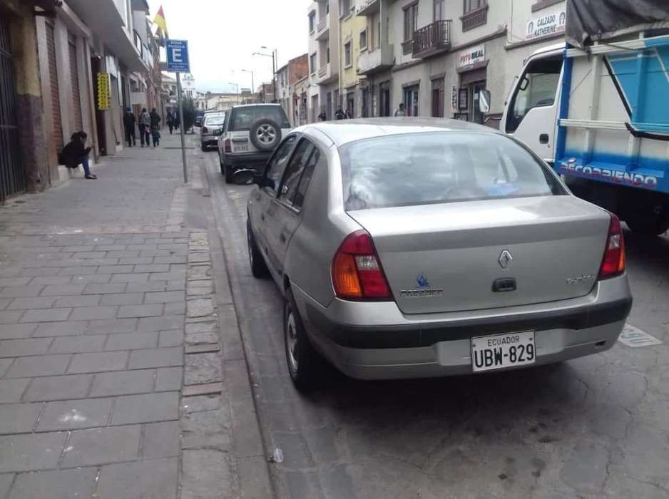 Renault Symbol 2005 - 140000 km