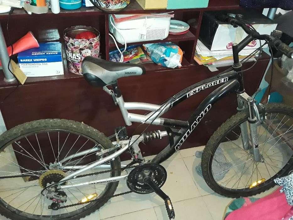 Vendo Bici Rod 26 4500 Buen Estado