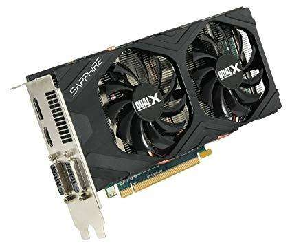 Pc Amd Radeon Hd 7800 Series 2gb Gddr5