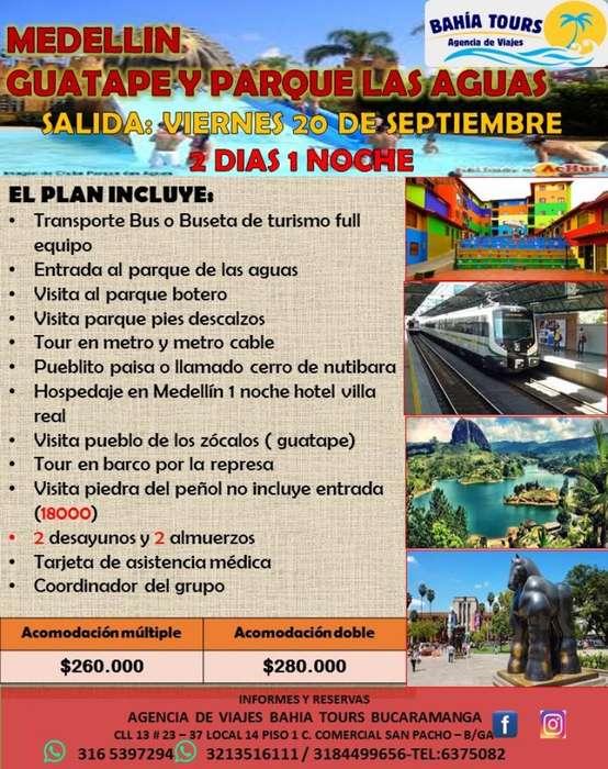 Tour Mes de Amor Y Amistad Medellin