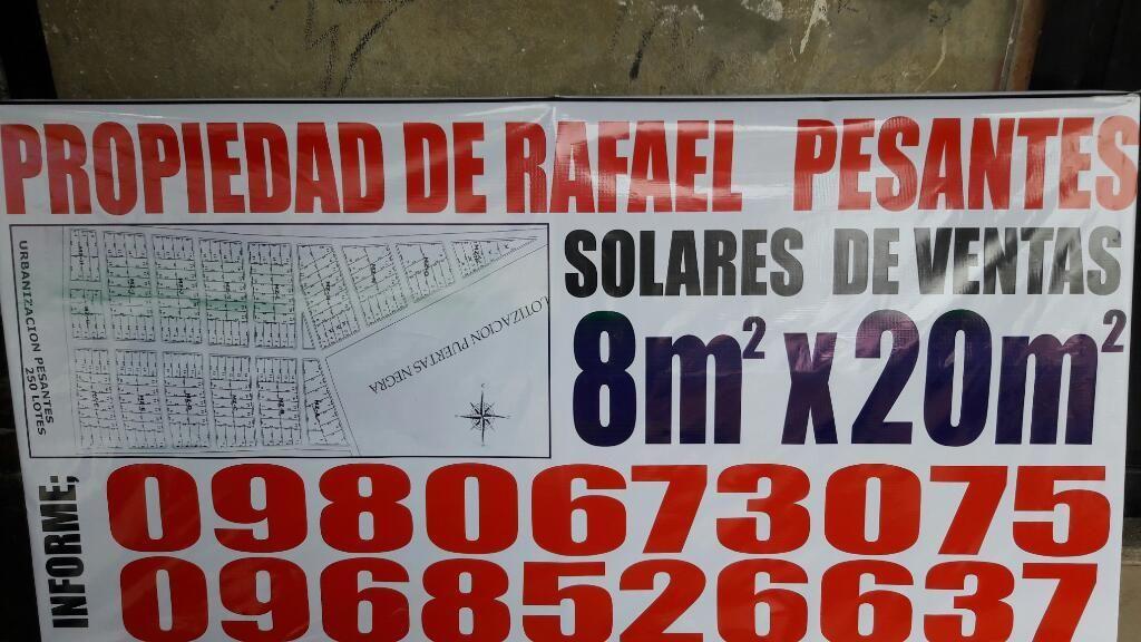 Venta de Solares Babahoyo Puertas Negras