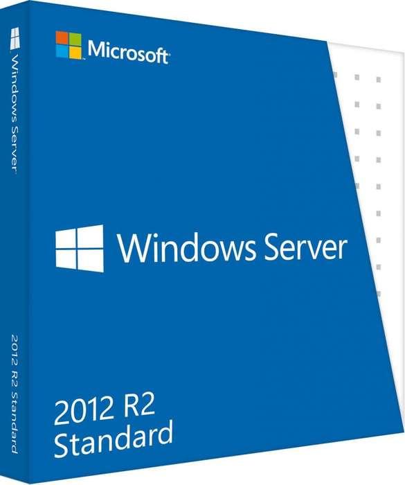 Windows Server 2012 R2 Standard Y 25 Cal Licencia Original