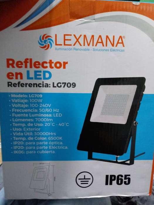 Reflector Led de 100w Nuevo
