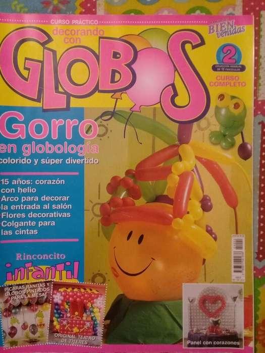 Decorando con Globos N2