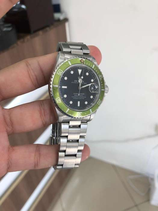 Autentico <strong>rolex</strong> Submariner