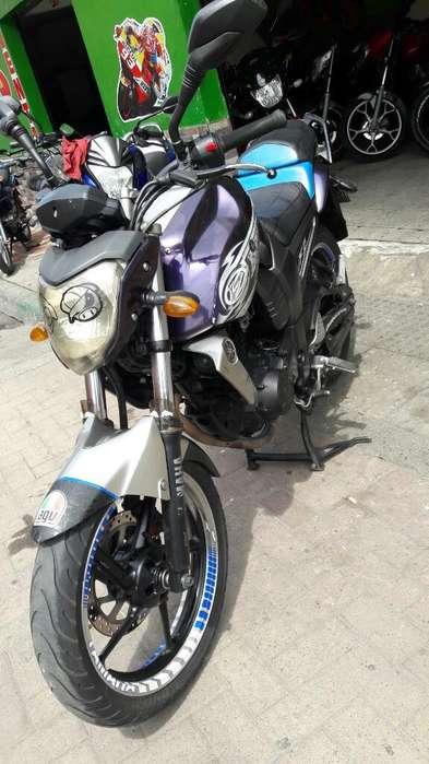 Yamaha Fz 16 2014 Aldia