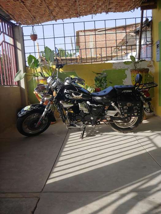 Vendo Moto Harley