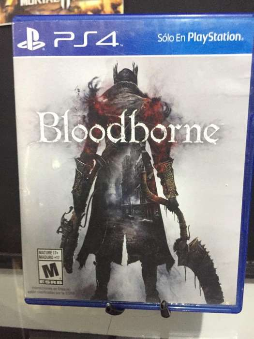 Blood Bourne Ps4