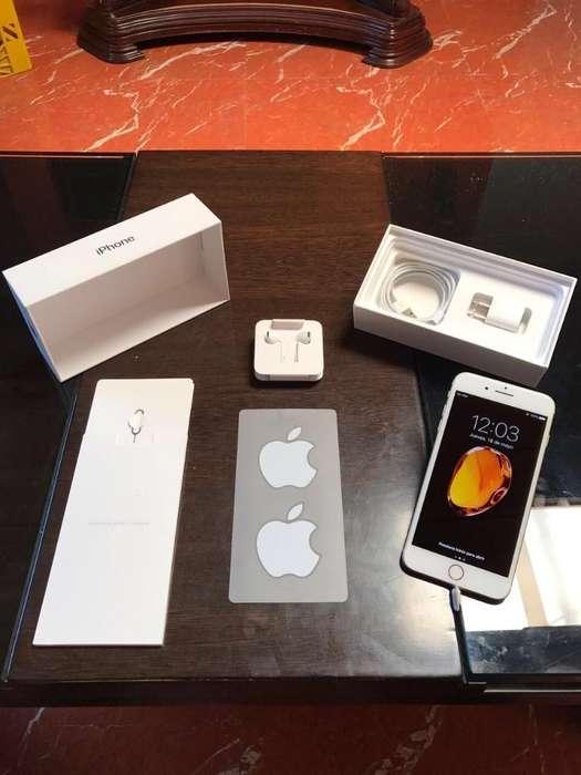 iPhone 7 Plus 256gb Perfecto Estado.