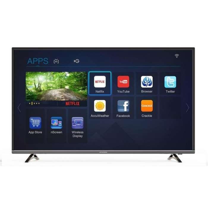 Tv Hyundai Smart 55 4k Android 6 Nuevo Megaplay