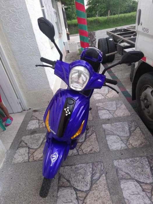 Moto electrica Skuty St