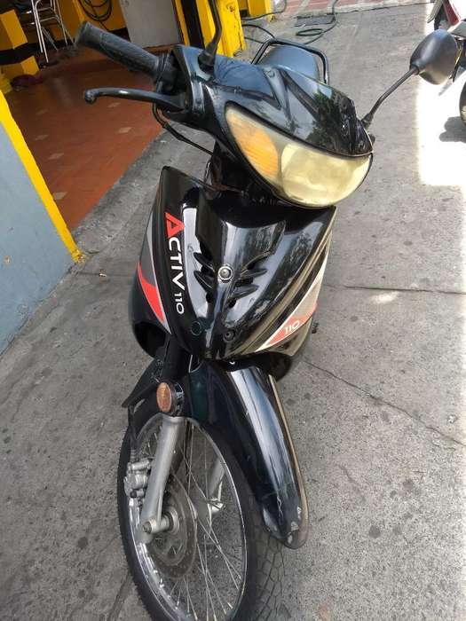 Señoritera Auteco Activ 110 2010