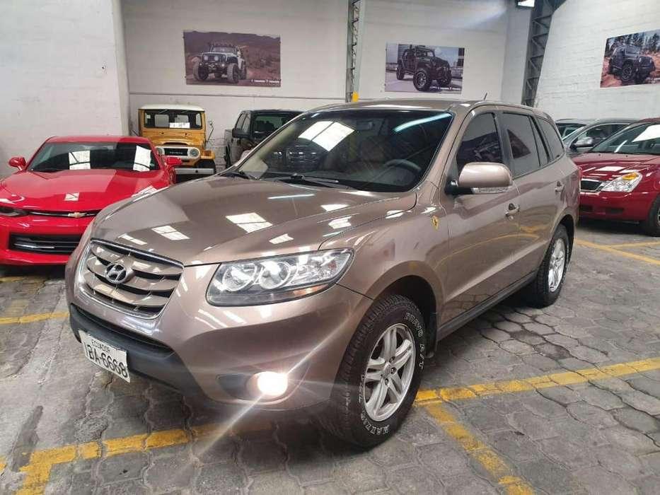 Hyundai Santa Fe 2011 - 100000 km
