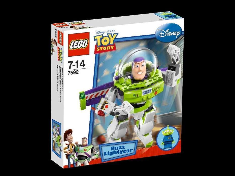 Lego Toy Story Buzz Lightyear 7592