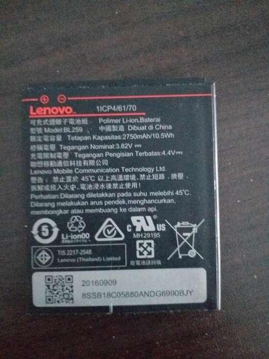 Batería Lenovo Vibe K5 Original